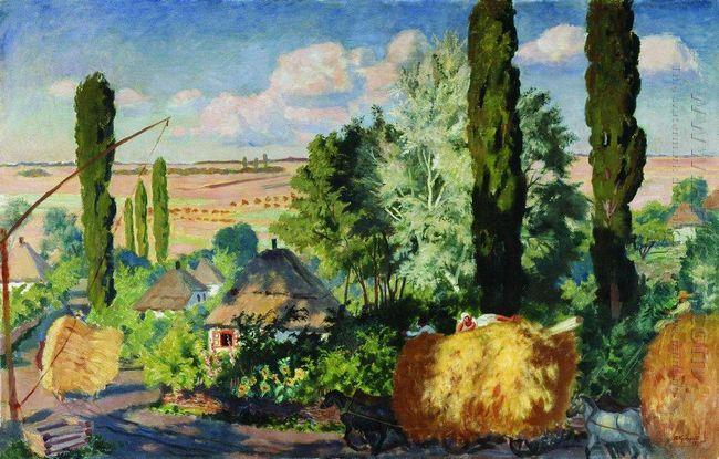 Ukrainian Landscape 1925