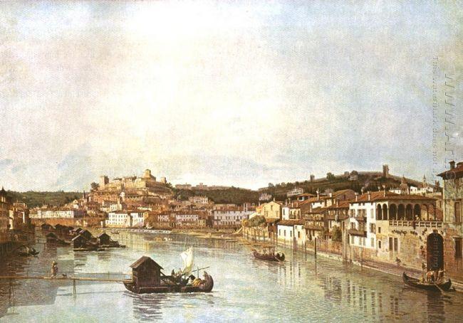 Verona Veduta 1746