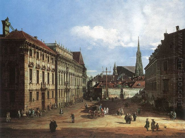 Vienna The Lobkowitzplatz