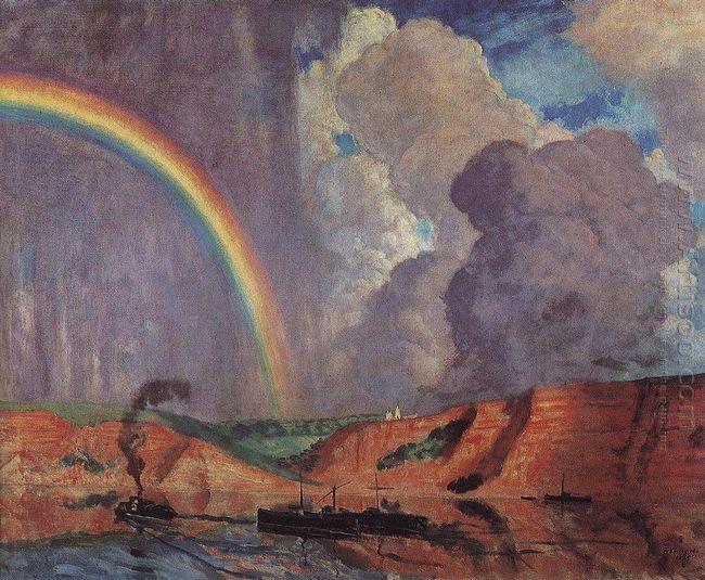 Volga Rainbow 1925