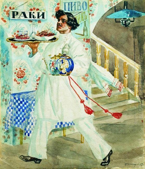 Waiter 1920