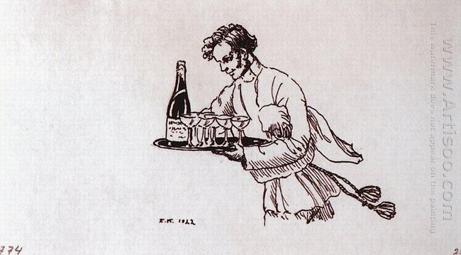 Waiter 1922