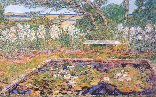 A Long Island Garden