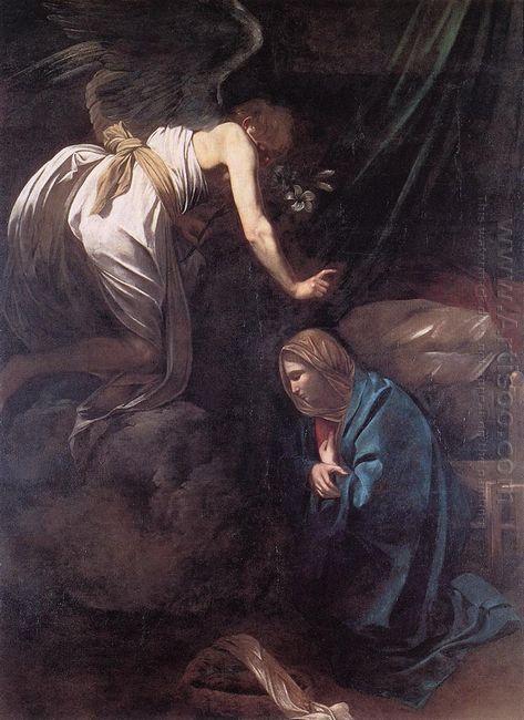 Annunciation 1608