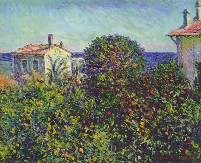 Bordighera The House Of Gardener