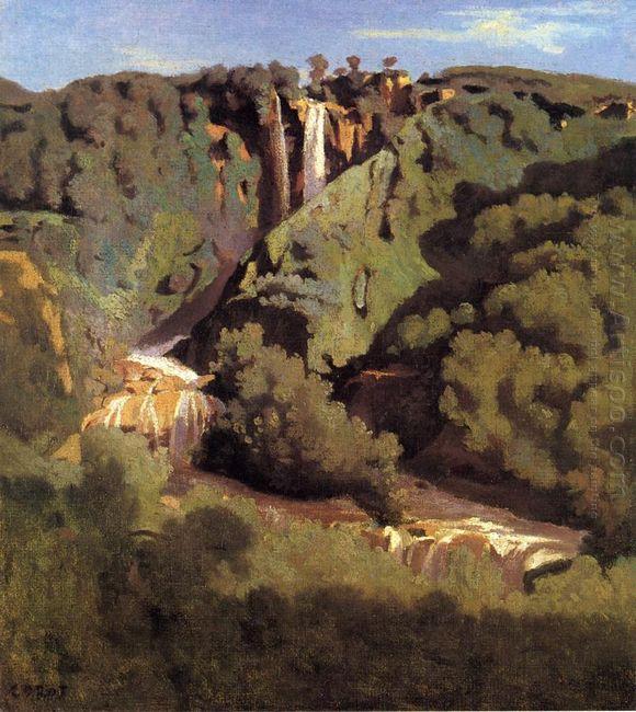 Cascade Of Terni 1826