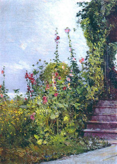 Celia Thaxter S Garden Appledore Isles Of Shoals