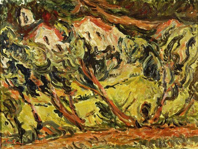 Ceret Landscape 1