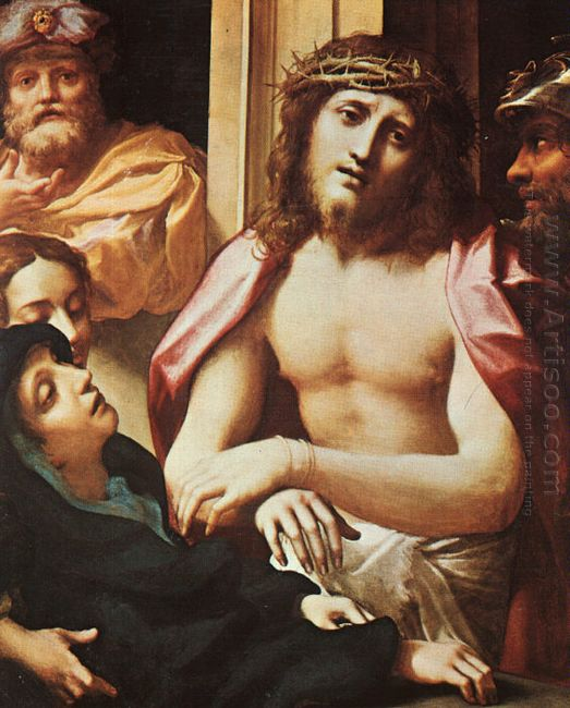 Christ Presented To The People Ecce Homo