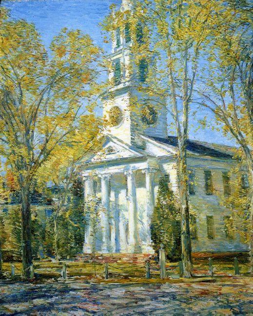 Church At Old Lyme 2