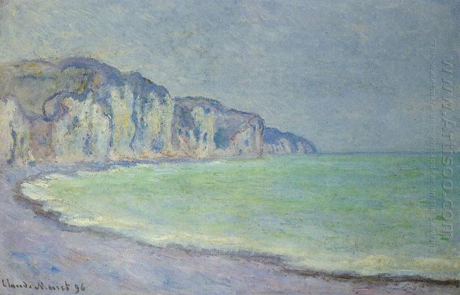 Cliff At Pourville 2
