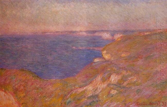 Cliff Near Dieppe 2
