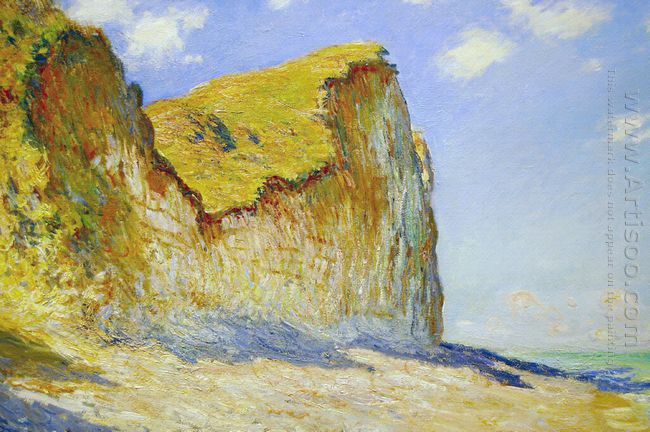 Cliffs Near Pourville