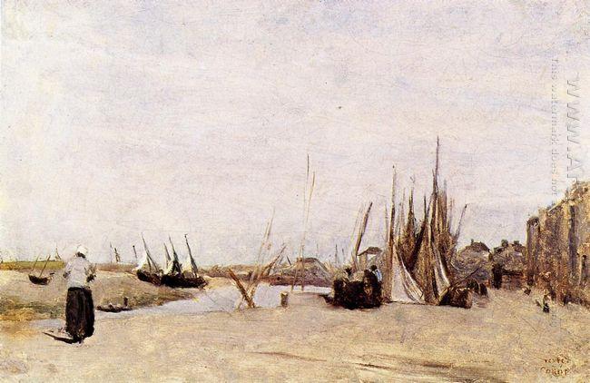 Fishermen S Quay Trouville