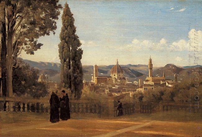 Florence The Boboli Gardens