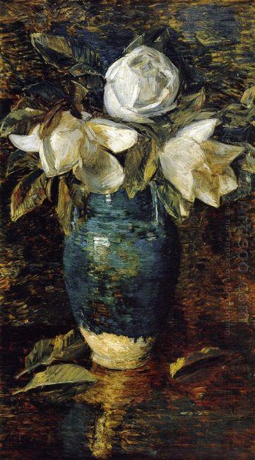 Giant Magnolias