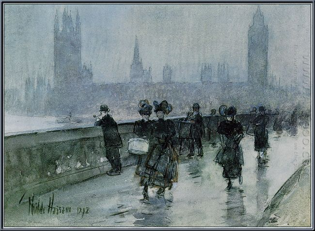 Hassam Westminster Bridge