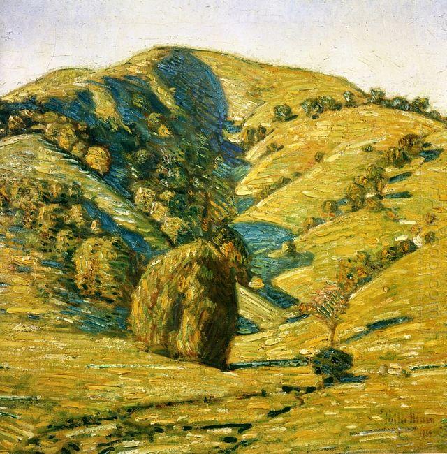 Hill Of The Sun San Anselmo California