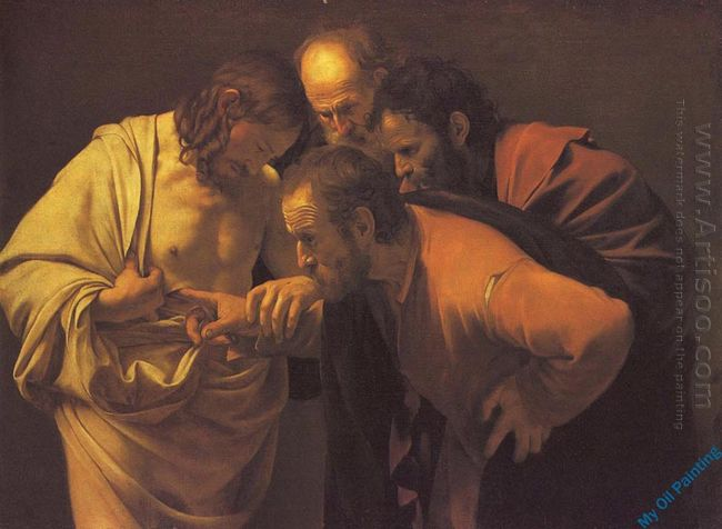 Incredulity Of Saint Thomas