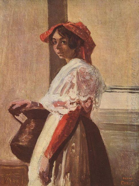 Italian With Mug 1828