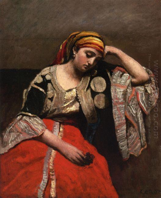 Italian Woman Jewish Algerian Woman