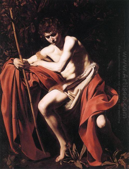 John The Baptist 1604