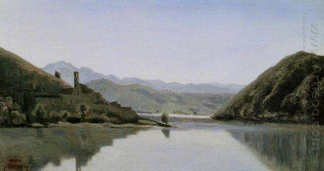 Lake Piediluco 1826