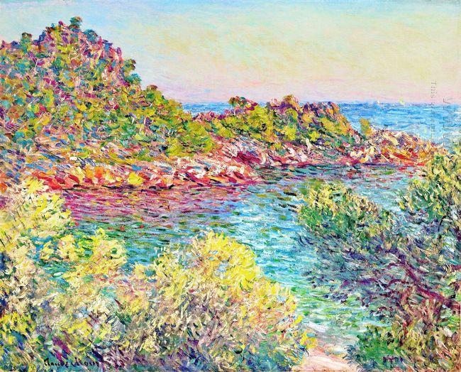 Landscape Near Montecarlo