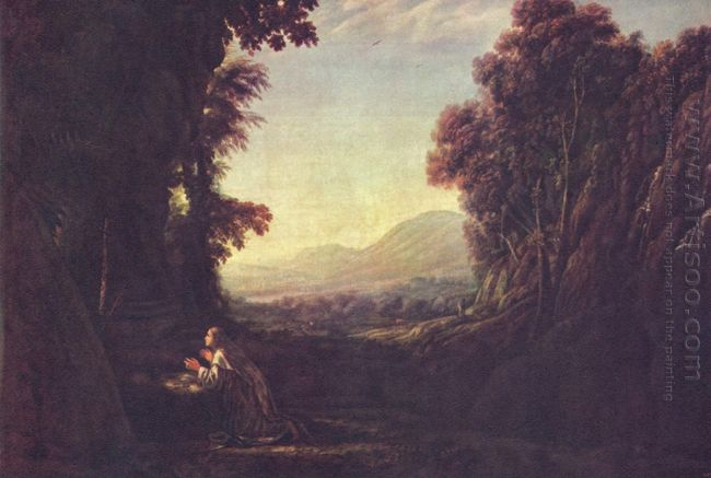 Landscape With Repentant Magdalene