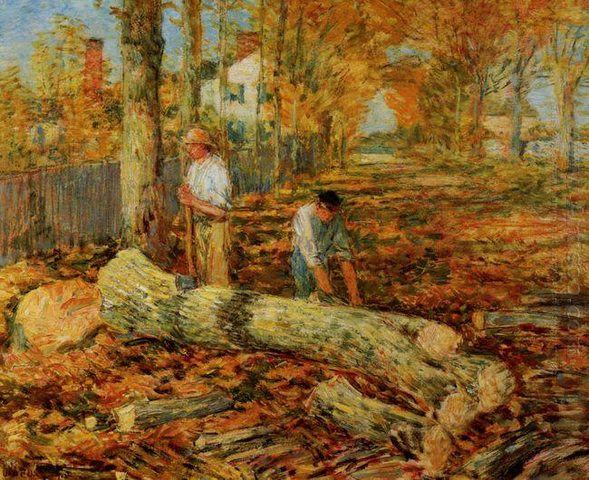 Lumbering