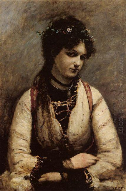 Mademoiselle De Foudras 1872