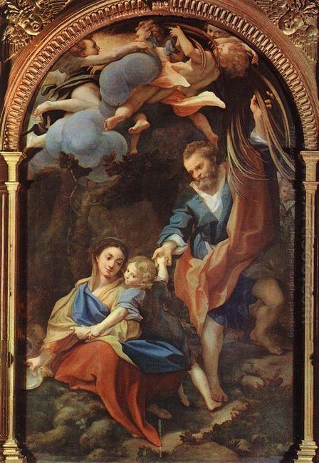 Madonna Della Scodella 1530