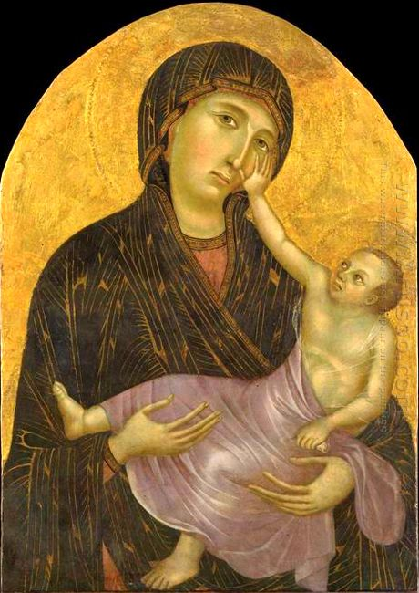 Madonna With Child 1284