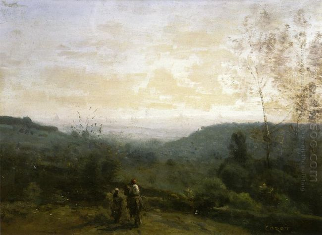 Morning Fog Effect 1853