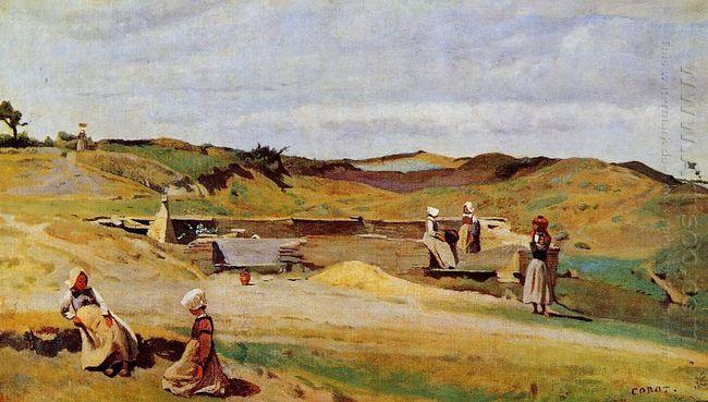 Mur Cotes Du Nord 1855