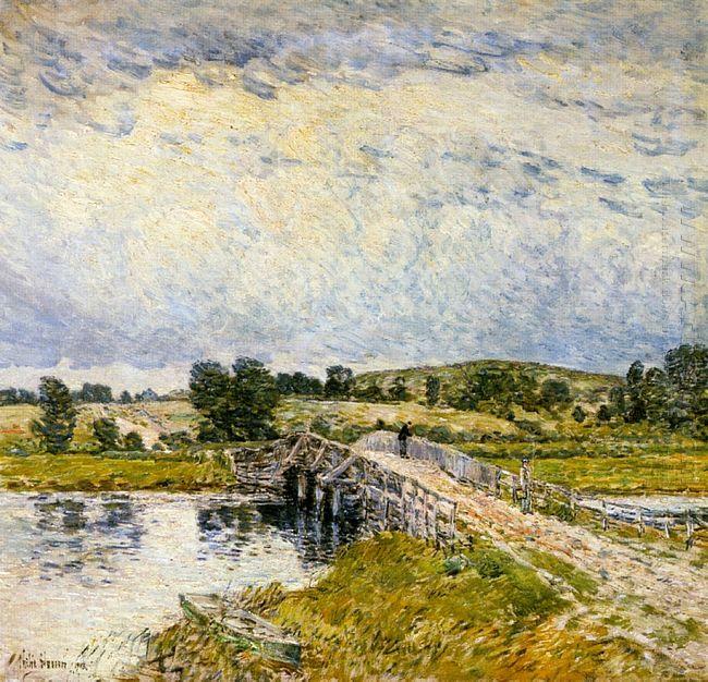 Old Lyme Bridge