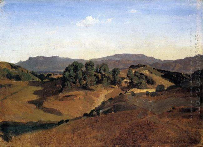 Olevano La Serpentara 1827