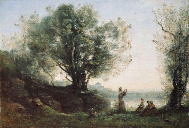 Orpheus Lamenting Eurydice