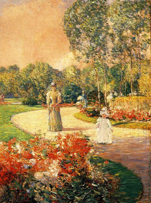Park Monceau Paris