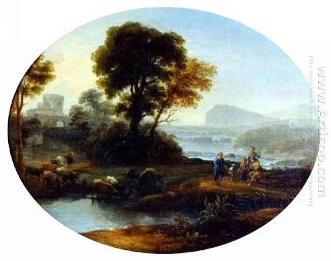 Pastoral Landscape 1647