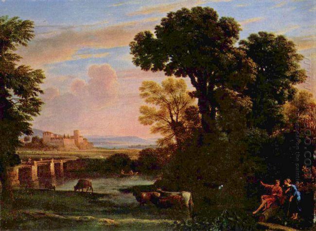 Pastoral Landscape 1648