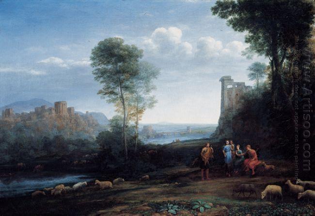 Pastoral Landscape 1677