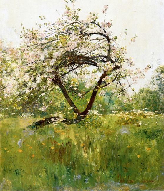 Peach Blossoms Villiers Le Bel 1889