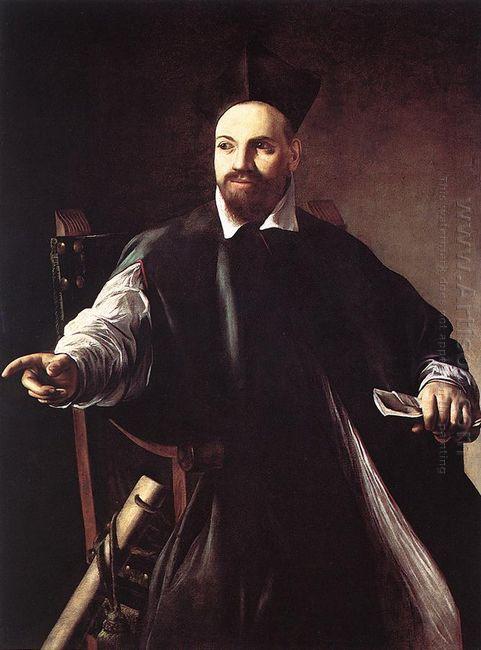 Portrait Of Maffeo Barberini