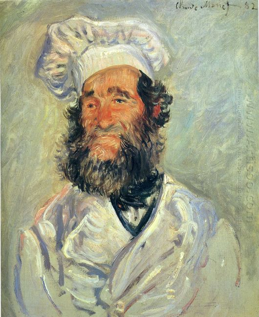 Portrait Of Pere Paul