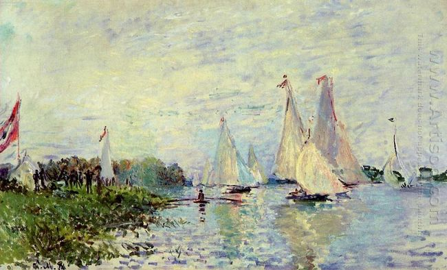 Regatta At Argenteuil 1