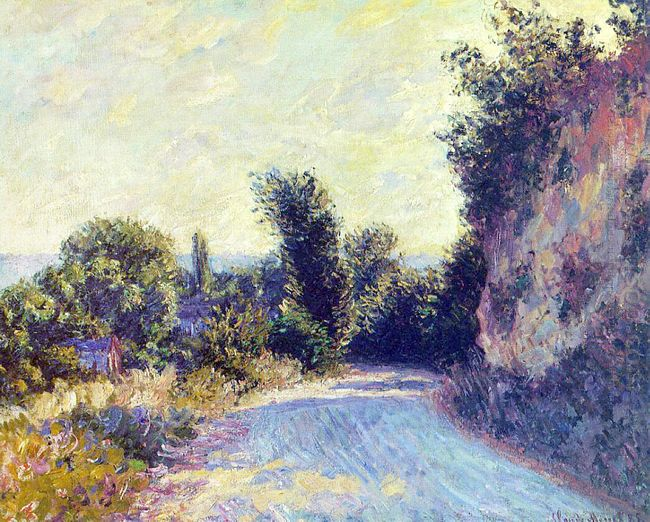 Road Near Giverny 02