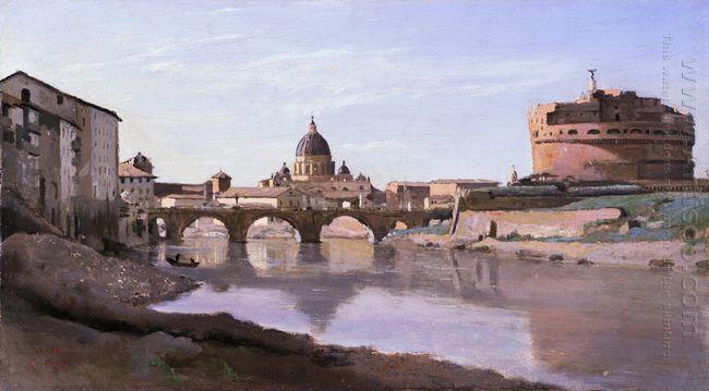 Rome Castle Sant Angelo