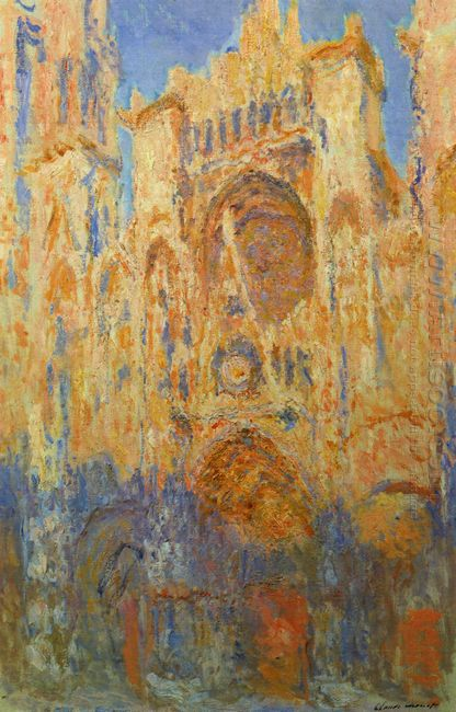 Rouen Cathedral 1893