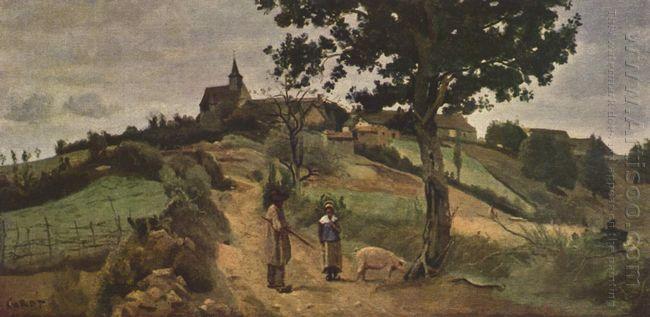 Saint Andre En Morvan 1842